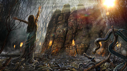 the Ritual by JasperHolland