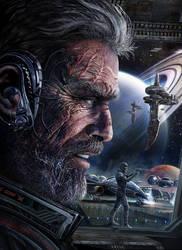Sci- Cover by JasperHolland