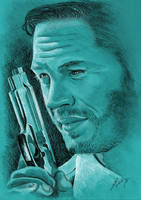 Inception: Tom Hardy by Ruubski