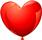 Heart balloon small 40px by EXOstock