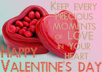 Moments of love greeting card 2 by EXOstock
