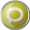 Technorati icon volumetric round 45px by EXOstock