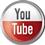 Youtube icon volumetric round 45px by EXOstock