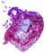 Pink diamond heart 50px by EXOstock