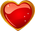 Red heart 2 120px by EXOstock