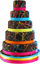 High rainbow cake 60px by EXOstock