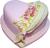 Purple heart cake 50px
