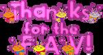 Cat thanks for the FAV by EXOstock