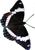 Dark butterfly 4 50px by EXOstock