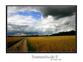 Sommerschwuele II by MrsMorzarella