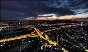 Vienna View 3 by focusgallery
