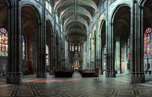 Votivkirche II by focusgallery