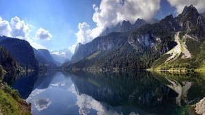 Gosausee III by focusgallery