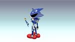 Metal Sonic -Final- by FangDude