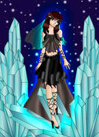 Born from Crystal - Miss Messier Alliance Round 6 by TenshiNeera