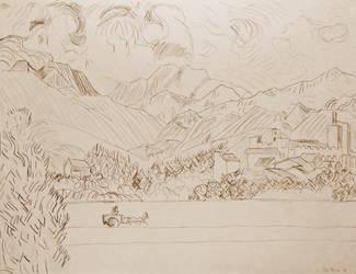 Jungfrau Sketch by OrionShipworks