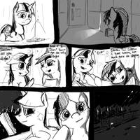 The Stars Will Fall: Page 1 *CANCELLED* by sharpieboss