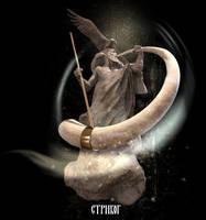 Stribog the wind master by Kriegerman