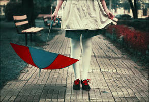 Harlequin Rain by iNeedChemicalX