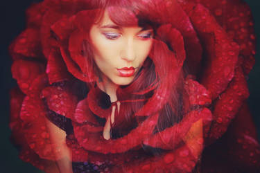 Sometimes I like to pretend I'm a flower by iNeedChemicalX