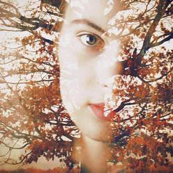 See through autumn by iNeedChemicalX