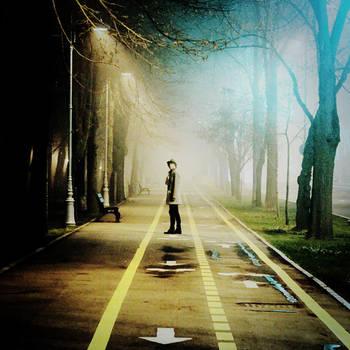 I walk the line by iNeedChemicalX
