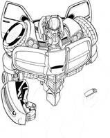 ROTF SentinelPrime Dodge by TheBoo