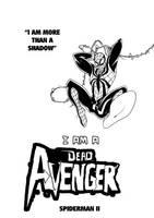 IAMADEADAVENGER Spiderman by TheBoo