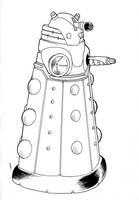 Dalek Revamped by TheBoo