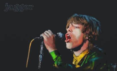 Jagger by flyashy