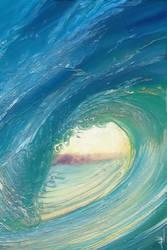 Big Wave 22 by flyashy