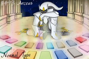 Pokemon Gijinka Project 493.01 Arceus (Normal) by JinchuurikiHunter