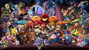 Smash Bros Infinity War: Version B1 by JinchuurikiHunter