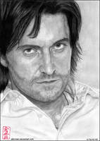 Richard Amitage - Portrait by ElliCrown