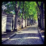Cemetry Instagram by c-r-o-f-t