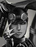Injustice - Catwoman by c-r-o-f-t