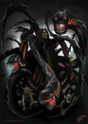 Jackie Estacado - The Darkness by c-r-o-f-t