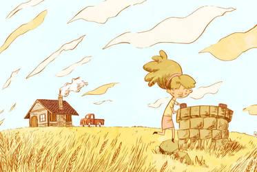 Country by JuanCaminador