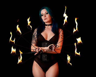 Wild Fires by Dracovinia