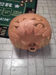 Cannibal Pumpkin by dnaexmosn