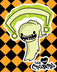 Fantashio - Happy H-ween by CreeperNation
