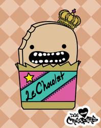 Le Chocolat by CreeperNation