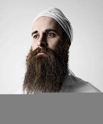Beards Of Evil ++ Osama by fade-out