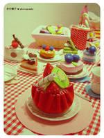 cakes by daidai8818