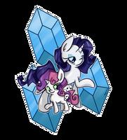 Diamond Sisters by AngGrc