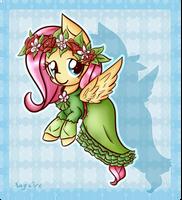 Shy - coronation dress by AngGrc
