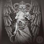 Angel Of Death by DeadInsideGraphics