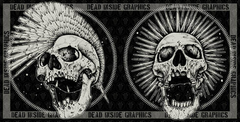 Punx by DeadInsideGraphics