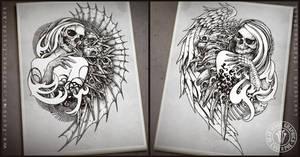 Sorrowtwins by DeadInsideGraphics