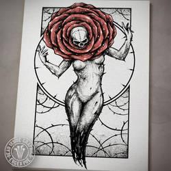 Rose by DeadInsideGraphics